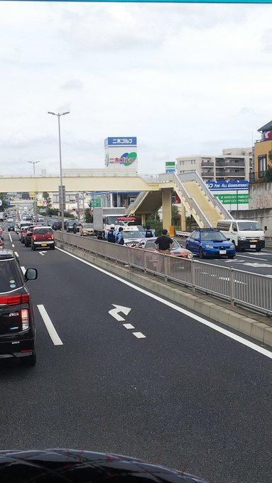 バイパス 渋滞 保土ヶ谷