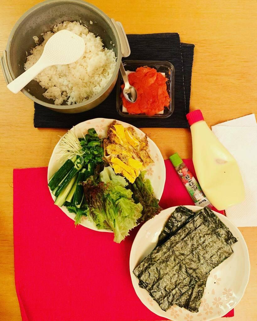Temaki Sushi #food #foodie #foodstagram #foodgasm #foodblogger #foodpics #foodphotography #foodlover #foodpic #foodies #foods #foodblog #foodgram #foodart #foodlovers #fooddiary #foodphoto #foodstyling #foodshare #foodlove #foodiegram #foodoftheday #food…