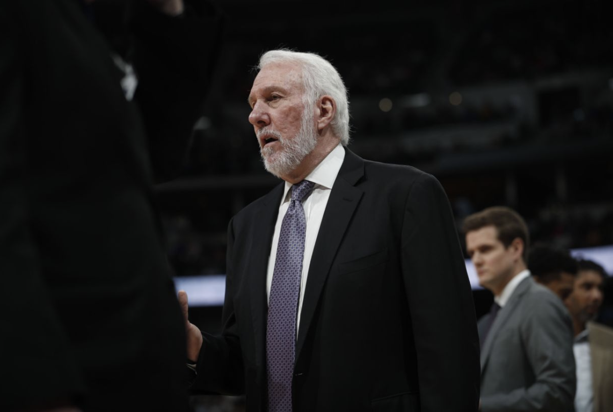 Gregg Popovich says he considered sitting out NBA reboot, but now thinks Disney World is safe.  ➡️https://t.co/fpLiCjCXSw https://t.co/L6pxUQtlHE