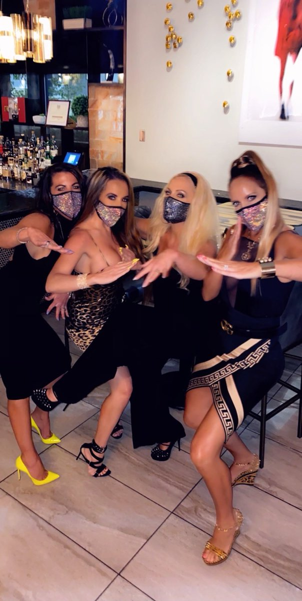 test Twitter Media - The Original Stiletto Mafia est 2003 👠 #MyRVASquad #MasksOn https://t.co/ctXlO63vdj