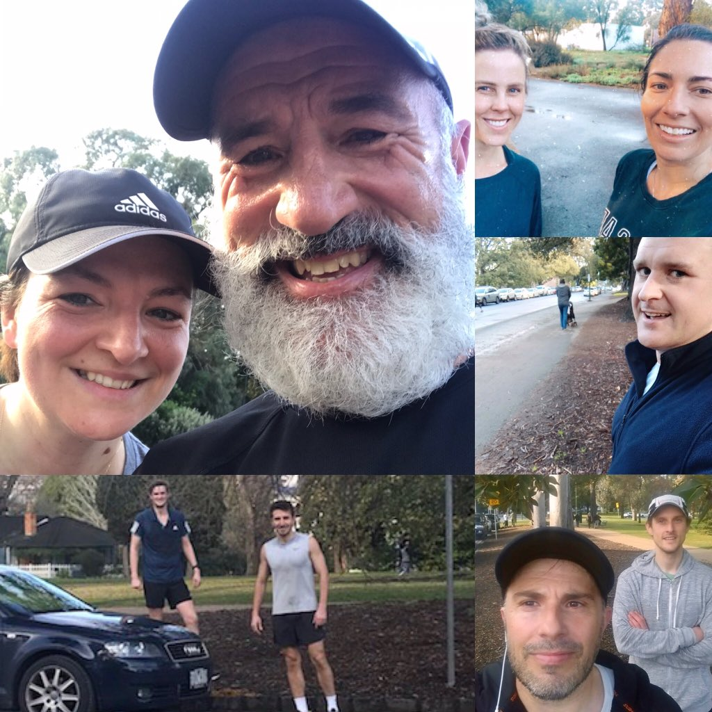We're back in lockdown 2.0 but the Crew managed to get out in pairs for this weeks #SundayRunday! Well done Crew, 2 solid laps, with fartlek & a sprint for home. Maintain the momentum & routine. We'll get through this again!  #Tan #run #fitspo #running #TheTan #evidence #keepsafepic.twitter.com/vLoGy3BsHB