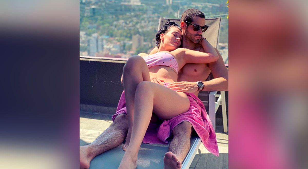 #Instagram Guty Carrera se luce en lujoso hotel antes de celebrar cumpleaños de su pareja | VIDEO ► https://t.co/4qzfLBe0Vs https://t.co/pMf0GiqmW2