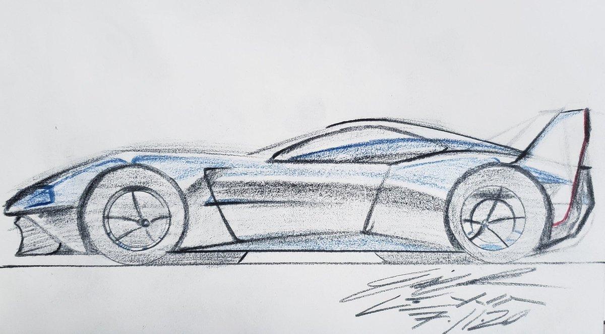 DAY 215 • Moonshine runner • #racing #racecar #motorsports #NASCAR #MuscleCar #productdesign #cardesign #design #industrialdesign #cars #concept #conceptart #conceptcar #conceptdesign #art #automotiveart #cardrawing #dailydesign #dailydrawing #dailyart #dailyillustration