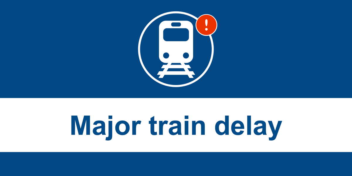 The 12.54pm Caboolture to Gympie North train is delayed 40 minutes due to a train fault. This train is now due to arrive at Gympie North station at 3.43pm. https://t.co/EQ3dQwy4c5 #TLAlert #TLSunshinecoastline https://t.co/HPRndSKzb2