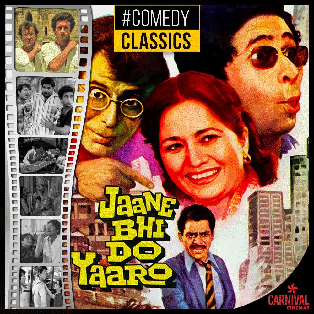 Vinod (#NaseeruddinShah) and Sudhir (#RaviBaswani) are two professional photographers trying to start a photo studio. The first real assignment that they get, from the activist magazine Khabardar (literally meaning beware), draws them into the shady world of Bombay real estate. pic.twitter.com/vbSRRooVo0