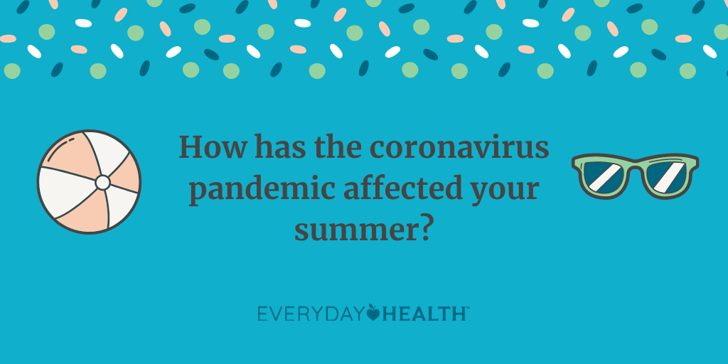How has the coronavirus pandemic affected your summer? https://t.co/M7twOtdWnK