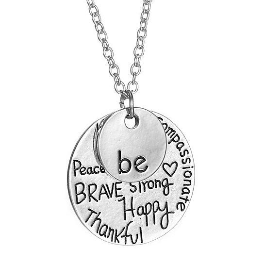 Gratitude Charm Necklace on sale now #dailydeal #sale #jewelry #sparkle https://t.co/Wc5rpqDj0a https://t.co/SRmf9RcXhb