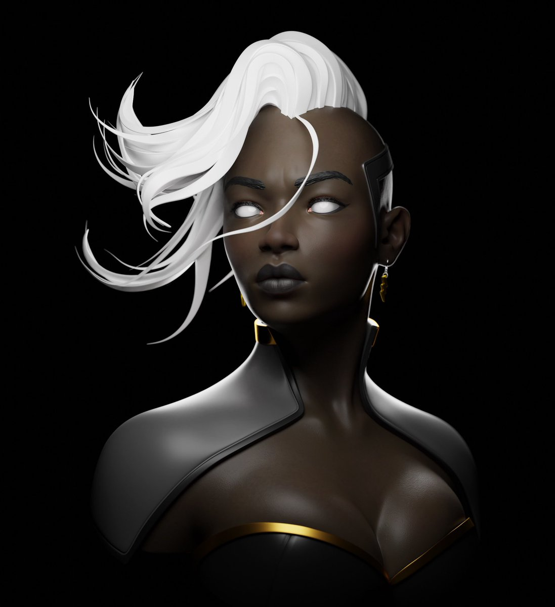 Storm better have her own SOLO film btw.  Storm is too bloody iconic to be reduced down to just 'one of the X men'...  I'm gonna need Wonder Woman and Captain Marvel treatment #XMen<br>http://pic.twitter.com/gjYCvmsdVh
