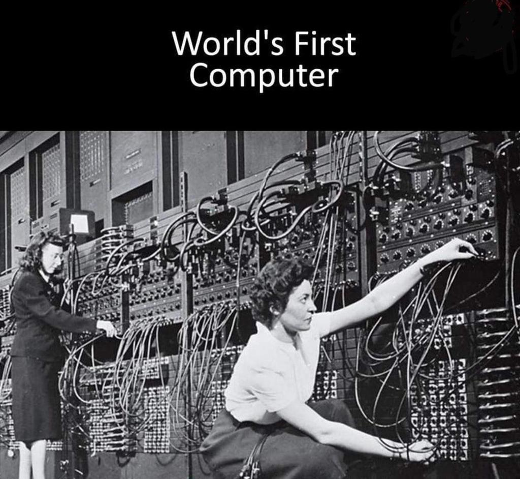 World's first computer  #science #physics #astronomy pic.twitter.com/wTkurlPNUk