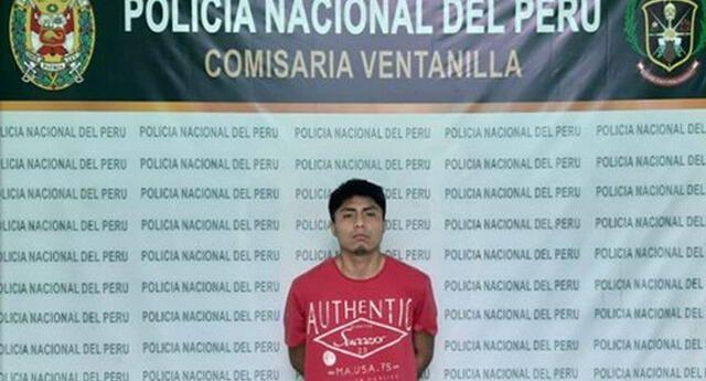 Callao: Policías detienen a sujeto que acosaba sexualmente a una menor de 14 años | FOTOS ► https://t.co/wgKg2dkrZc https://t.co/hGdM5rGmRj