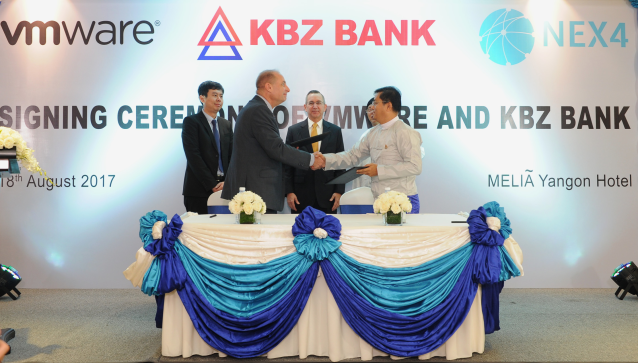 Each workload is protected from attackers who manage to breach the perimeter defenses of a data center, enhancing the security of KBZ Bank's IT infrastructure and better safeguarding the confidential information of its customers. https://dy.si/59LYFpic.twitter.com/jJCq2BiLRv