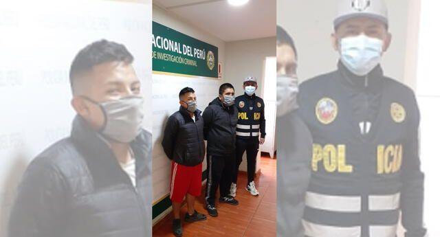 Policía captura a delincuentes que golpearon a una joven comerciante para robarle su celular en El Agustino | VIDEO► https://t.co/usnldiNuIK https://t.co/TjnKCuQ7Zx