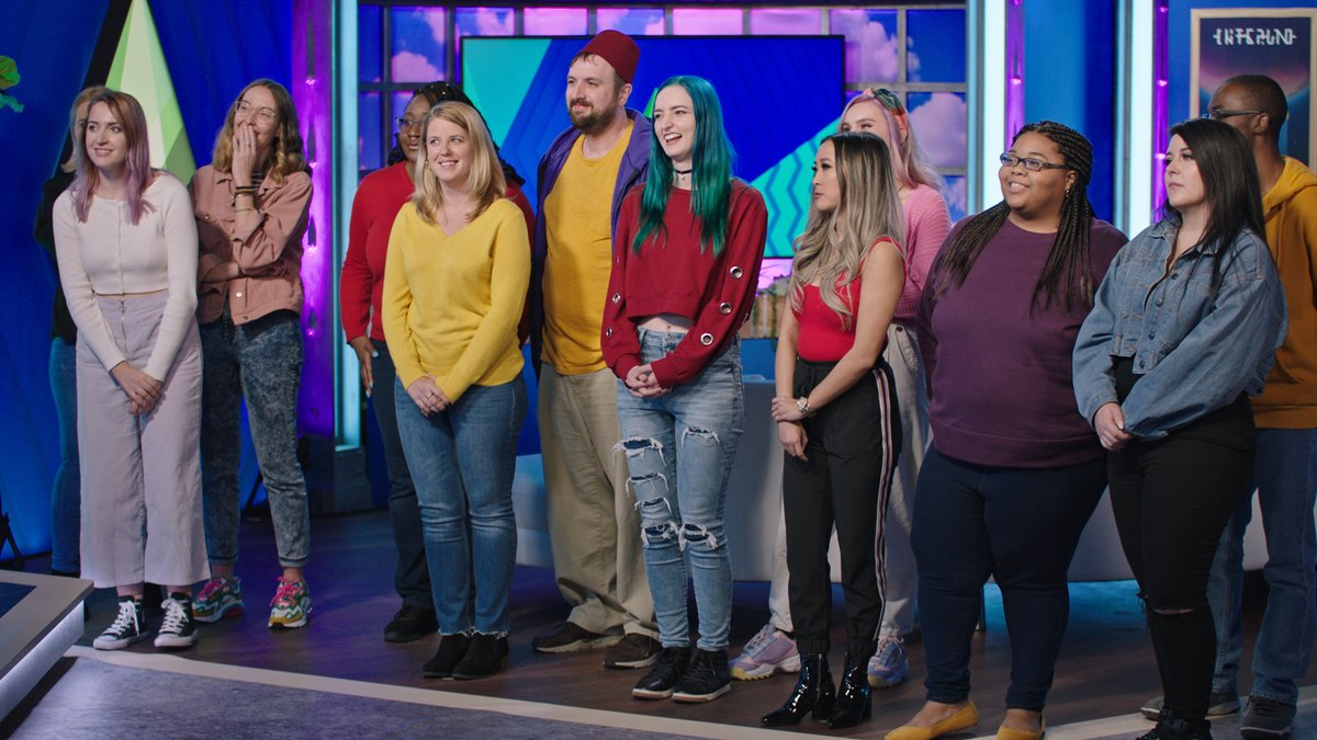 The Sims 4's new reality show has players compete to tell the best stories