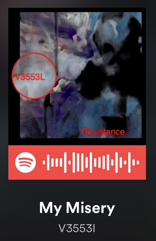 Greetings everybody, once again I m promoting one of new creations on Spotify. I d also like to reach out to you, and share it with you. Here's the link, Thanks and Enjoy!    #Industrial  #ebm  #electronic  #rivethead  #noise  #apocalyptic