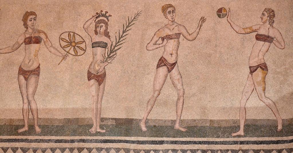 La splendida villa imperiale nel cuore romano della Sicilia, il cui fascino è dovuto soprattutto agli incantevoli…