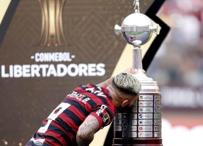 #TopBLU Libertadores en septiembre y Sudamericana en octubre: el reinicio de la Conmebol https://t.co/NH25uYigWD https://t.co/5qvyOuHuma