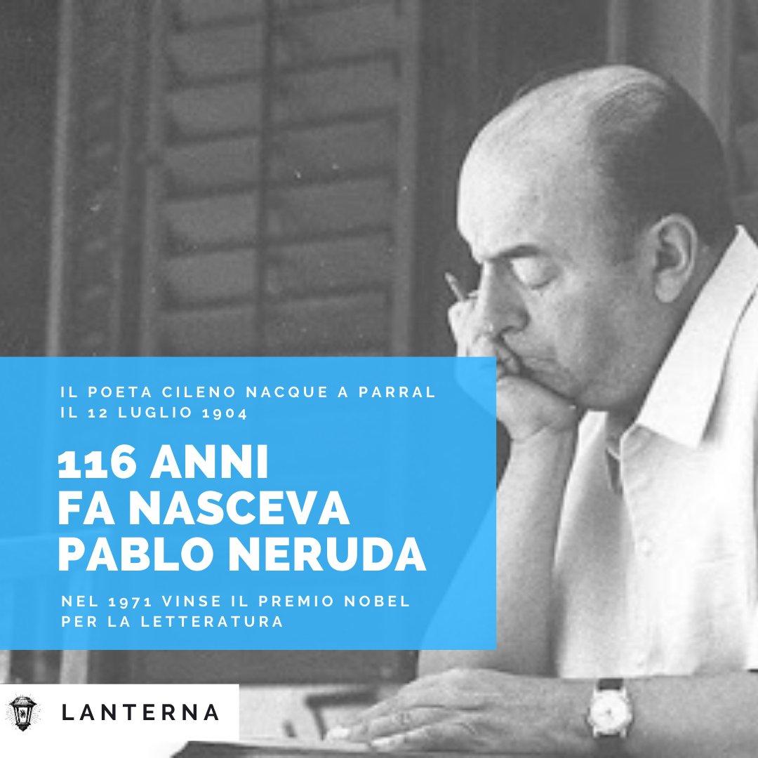 #PabloNeruda