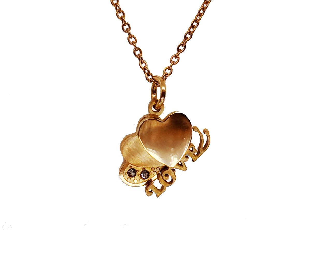 CHECK THIS OUT! #rosegold #pinkgoldnecklace #loveheart #love  via @ebay_UK #neckmess #stacked #dainty #trendy  @i_simplyi2 #mothersdaygift #fashionjewellery #jewellery