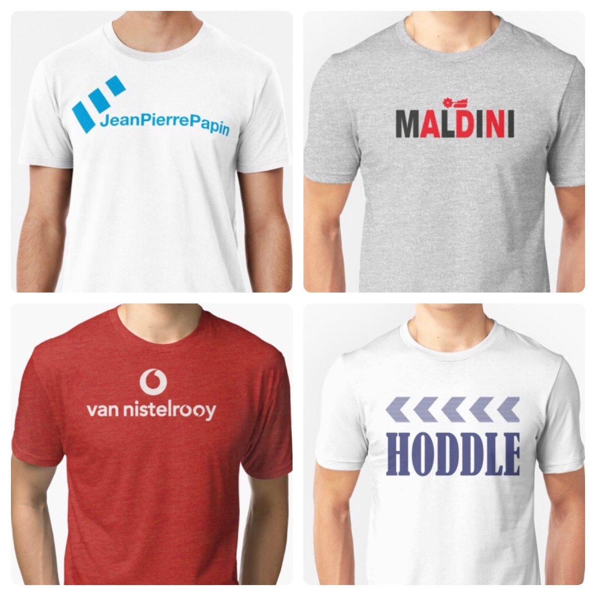 A few footie/brands legend player items on the shop today!!! 10% DISCOUNT CODE - IEARNEDIT  get your Brands stuff now!  #spurs #Marseille #acmilan #manutd  https://www.redbubble.com/people/BrandsintheAir/explore?asc=u…pic.twitter.com/7GyHQTaqs2