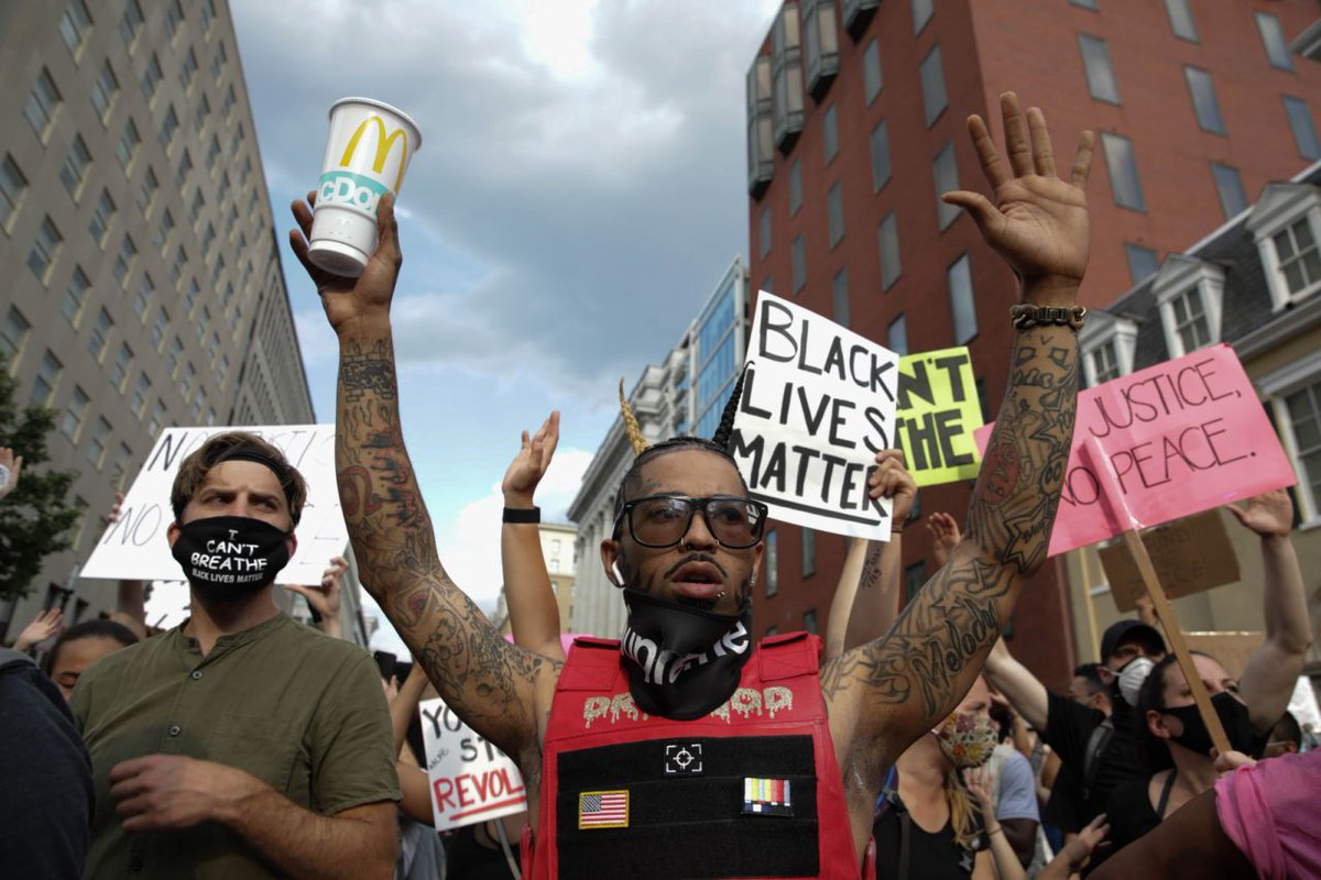 Racial justice: Where you can donate and other actions you can take by @SJAsymkos