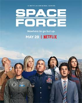 @Mashstartup Spent yesterday binge watching Space Force, check it out if you are interested in a comedy.
