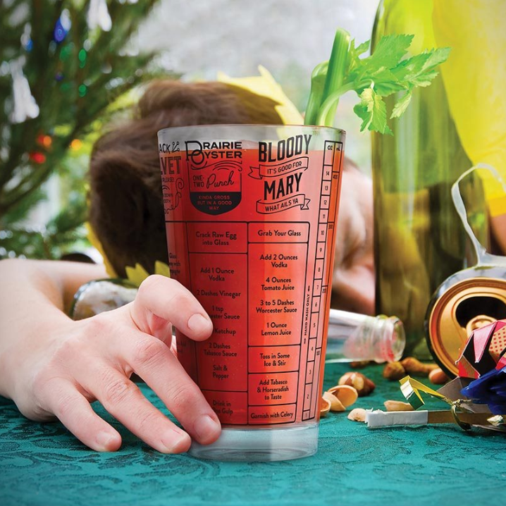 This is one of my favorite products we sell here at Clou! The Hangover Cocktails Recipe Glass is the perfect gift as the clubs and pubs are just starting to open their doors to the public. It is on sale right now for only $14.41!! Get yours today before they all run out!pic.twitter.com/cnWCFxqLcR