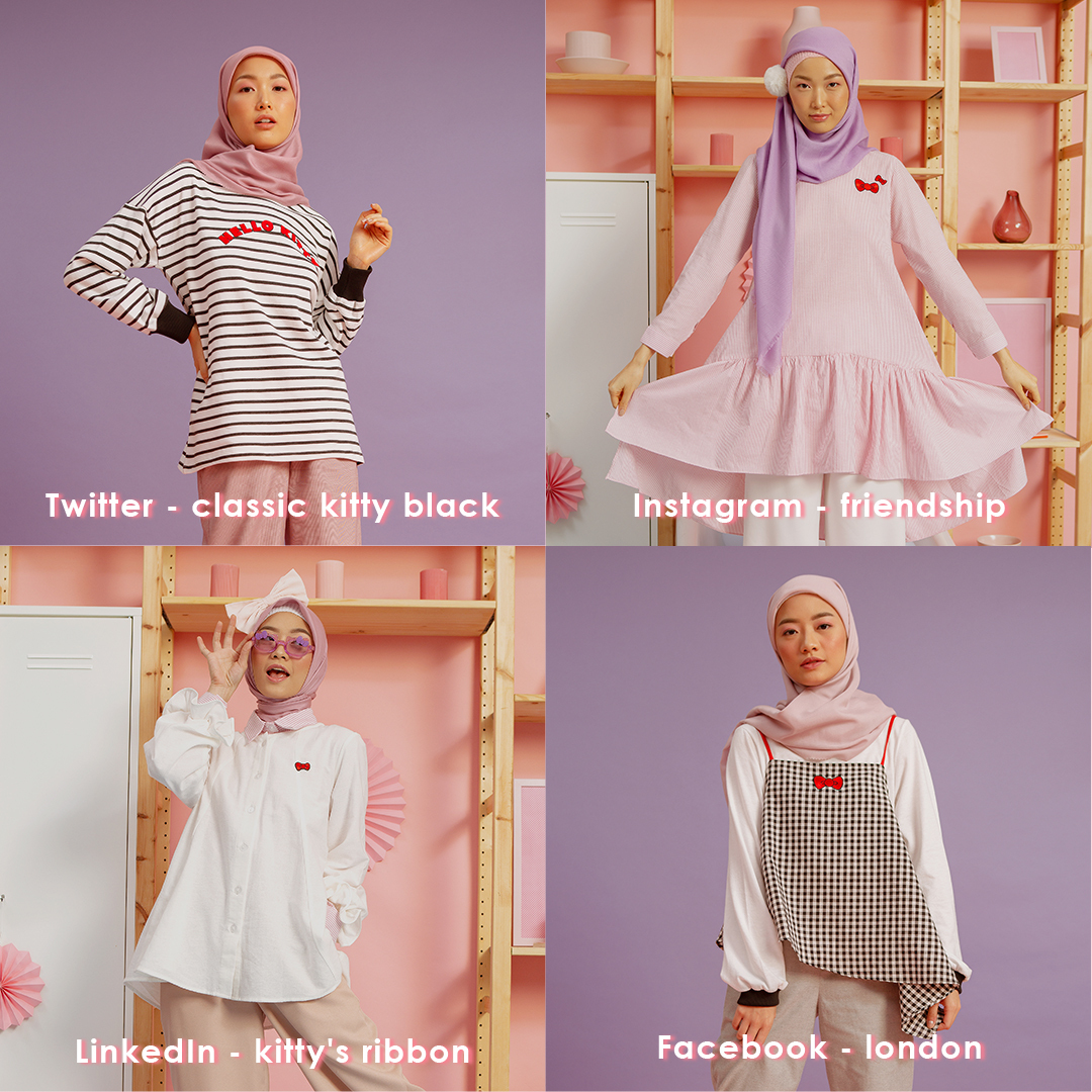 Hijabchic Official On Twitter Which One Is Your Favorite Wearing Hellokittyxhijabchic All Day Too Cute To Pass Shop At Https T Co Qjp7kwjfre Https T Co Tvty3mzulb