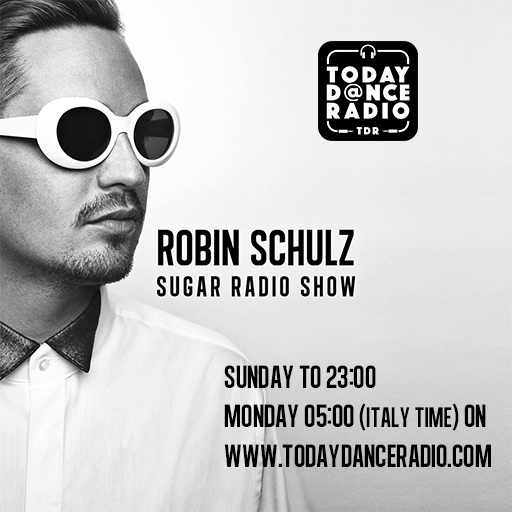 Robin Schulz (@robin_schulz)  presented Sugar Radio Show every weekly latest releases and classic hits with his mixed music electro and pop #HouseMusic, #Radio #dj #Radioshow. On Saturdays from 23:00 and on Mondays at 05:00 (Italy time) #radioshow #topshow #newmusic #DjSet pic.twitter.com/N8MCKRp39Z