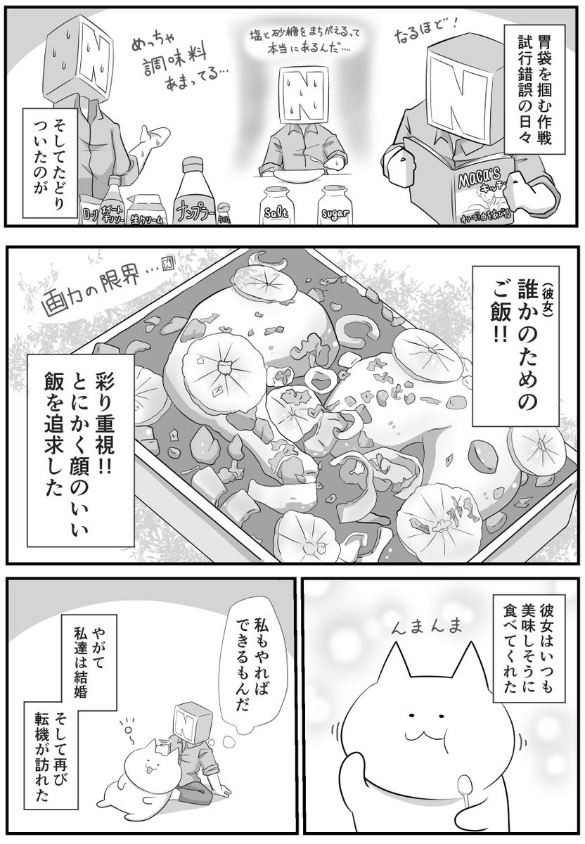がんばれ私 きらきら道中 私が料理を始めた理由(2/3)