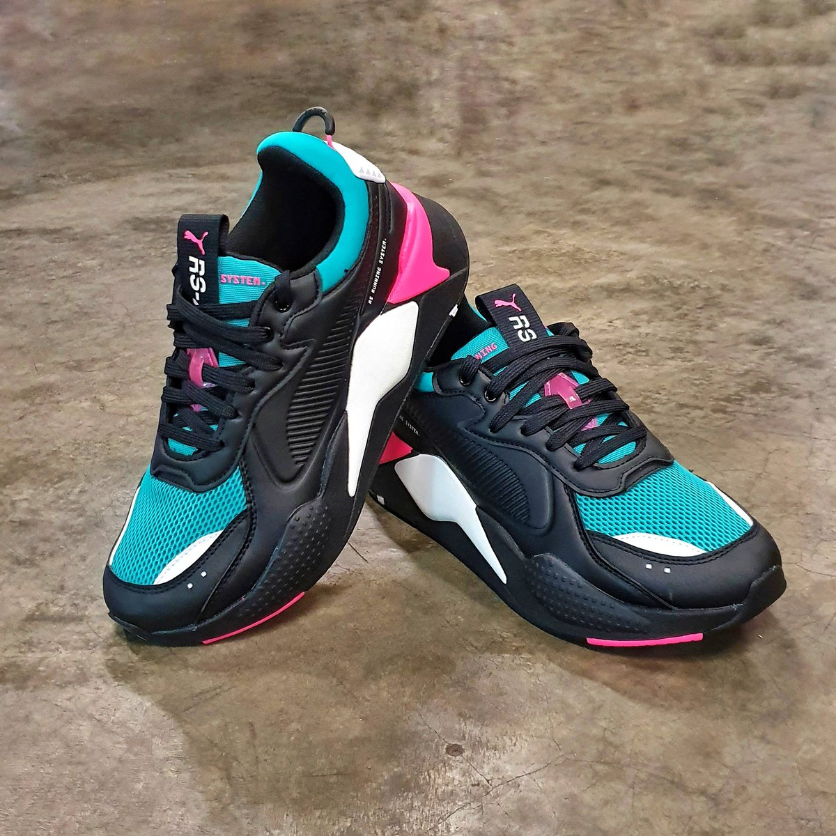 . PUMA . RS-X Master I R1999 I 6 - 10 @PUMASouthAfrica have absolitely mastered the reinvention of the retro trainer. Available at select TAPE stores.  #officiallytape#puma#snobshots #streetwear #menswear #kicks#essentials#90s#classics#menswear#winterwear#sneakerspic.twitter.com/OXnI28k8HI