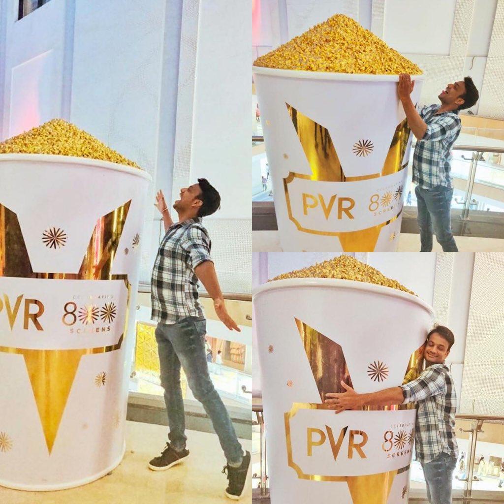 Good Times with Crazy Memories . Can't wait to watch movies in PVR, Vegas Mall Dwarka @_PVRCinemas  #loveyourself  #instadaily #instalove #likeforlikes #like4follow #like4like #likelike #follow4followback #follownow #pleasefollowmenow #twitterpic.twitter.com/7bRVnuZpp7