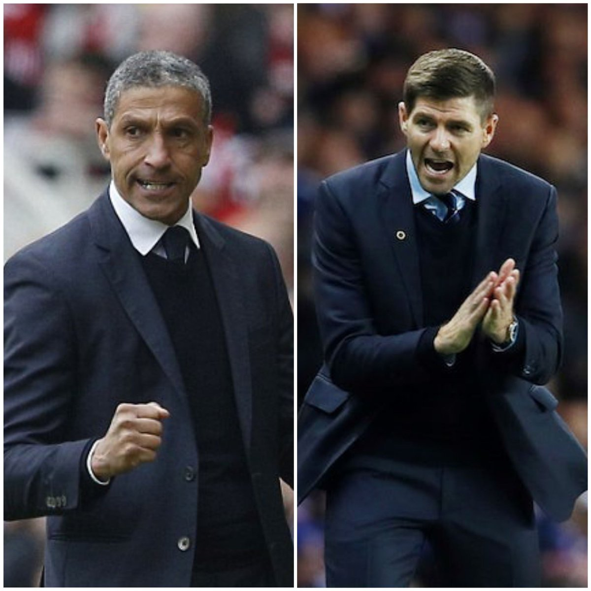 Right Bristol City fans I have more info! It seemed like the Hughton deal was done, and both parties still keen on each other.. BUT Steven Gerrard has also been interviewed and is extremely keen on the role. Its now a 2 horse race. Was not expecting this!! #BristolCity