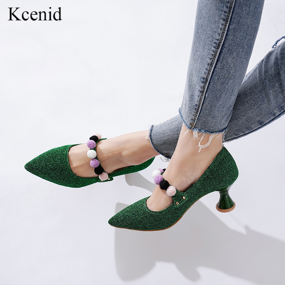 Kcenid New colorful pompom pumps women shoes pointed toe spring single shoes fashion strange heel party wedding shoes ladies https://lekimastore.com/kcenid-new-colorful-pompom-pumps-women-shoes-pointed-toe-spring-single-shoes-fashion-strange-heel-party-wedding-shoes-ladies/… $ 125.32 #lekimastore #onlinesolarshop #shop #shopping #buynow pic.twitter.com/paoqjFPDMh