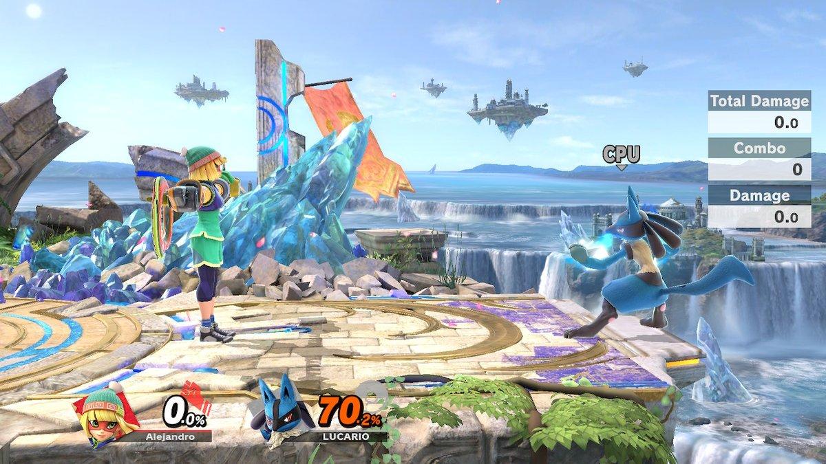 xd momento #SmashBros #SmashBrosUltimate #NintendoSwitch https://t.co/K5M4IvbloG