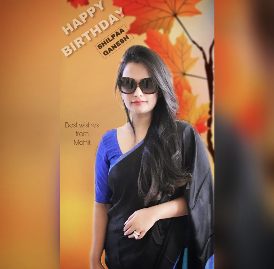 Happy Birthday @ShilpaaGanesh mam  wishing you a magical birthday filled with wonderful surprises@Official_Ganeshpic.twitter.com/bn0YA0o2xT