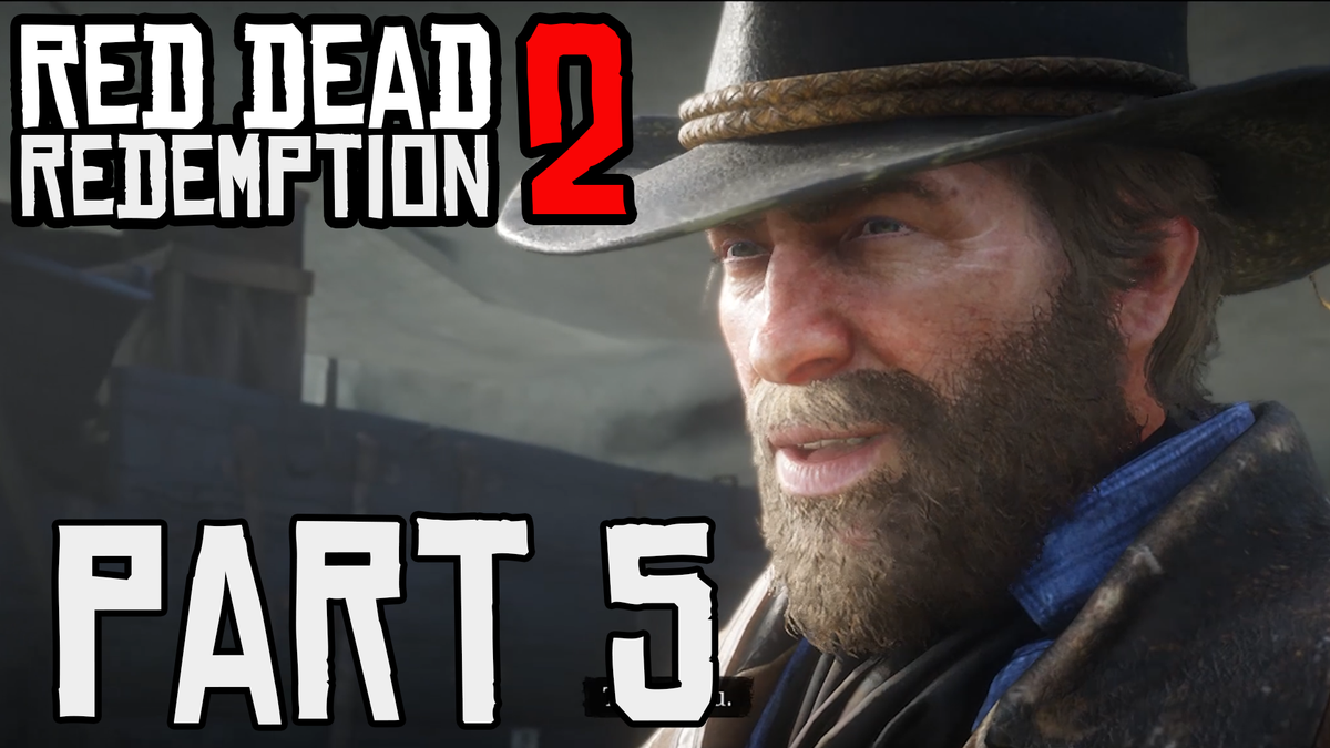 So Red Dead Redemption Part 5 is on YouTube Definetely Go Check it out !!! Enjoy!! https://t.co/hAD092hQDb  #RDR2 https://t.co/TFuHNdZch9