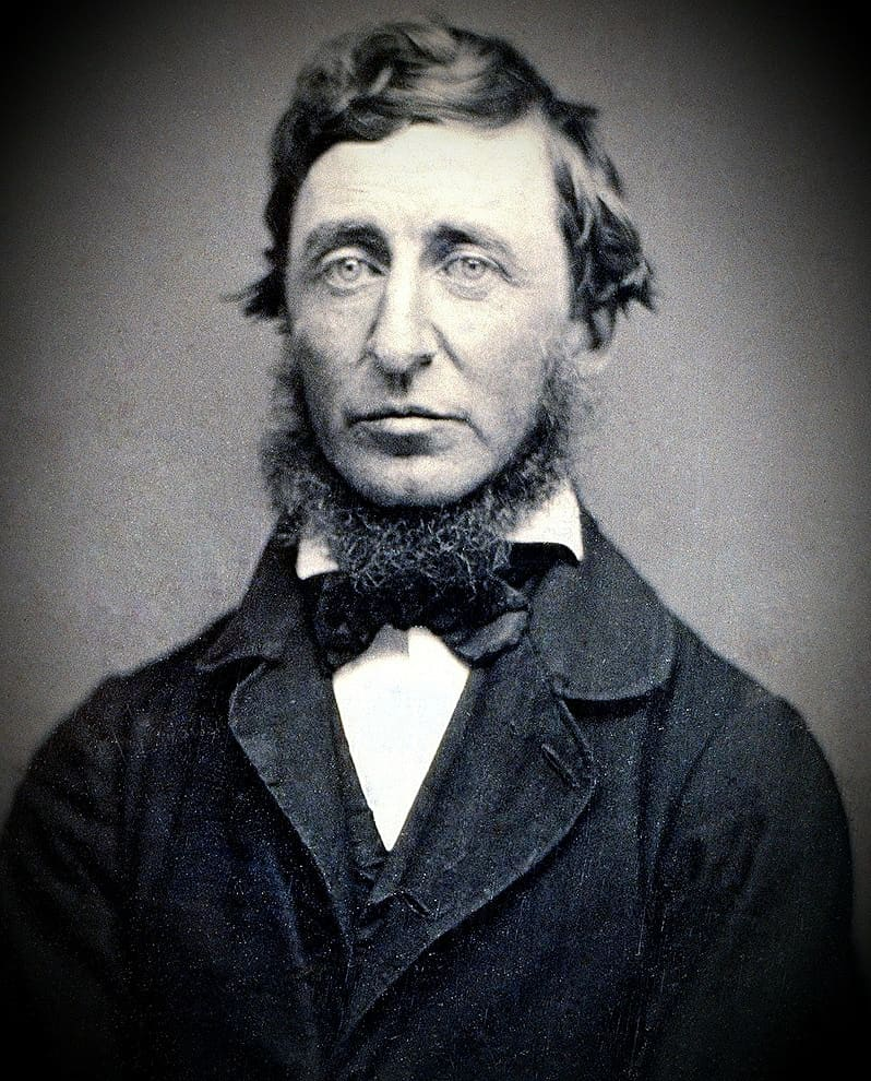 """July 12, 1817: Happy 203rd Birthday to Naturalist, writer, pencil-maker, Transcendentalist and Abolitionist Henry D. Thoreau!   """"""""I have never got over my surprise that I should have been born into the most estimable place in all the world, and in the very nick of time, too."""" pic.twitter.com/toM8M8dkad"""