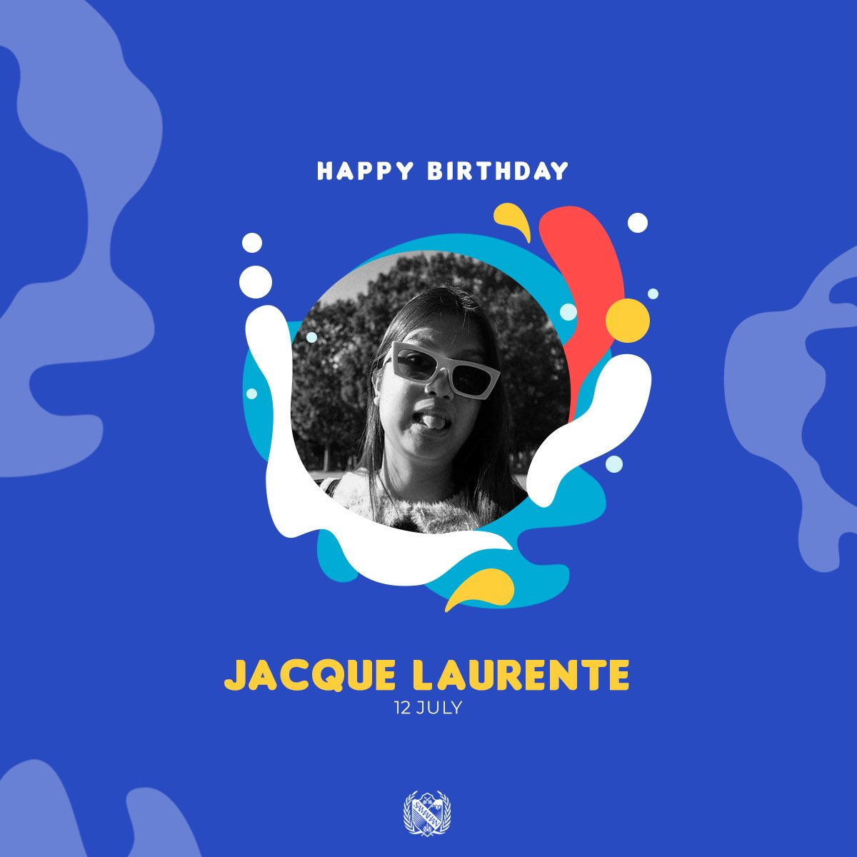 Happy Birthday to our Ateneo SAMAHAN Productions Director, Jacque Laurente! We wish you only the best! 🎉
