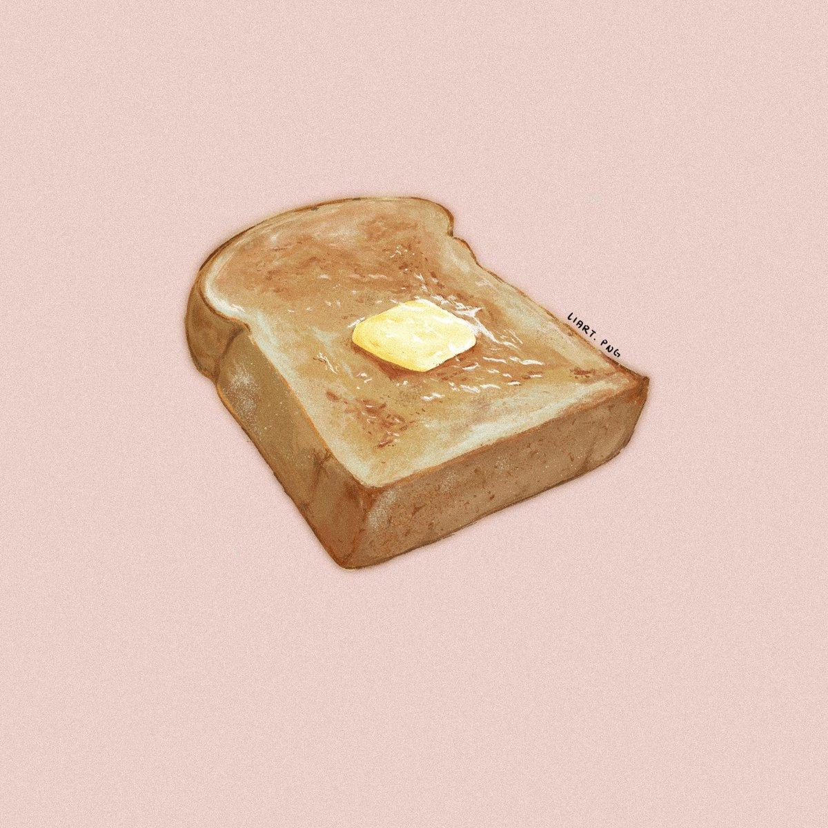 上年的🍞 #bread #toast #パン #トースト ✰ ☾ #hkart #插畫 #香港插畫 #drawing #gameart #illustration #procreate #art #artwork #digitalart #animegirls #hongkong #mangaart #manga #animation #anime #fooddrawing #toastlover