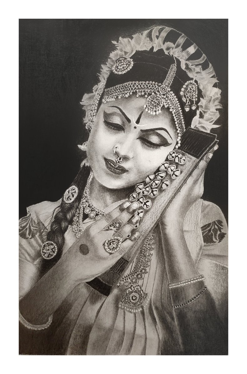 All Artists can understand in this Art, the Artist's love for the Art  #ArtistOnTwitter #art #artwork #artistsontwitter #artist #drawing   Decor your wall with customized handmade drawings. Visit