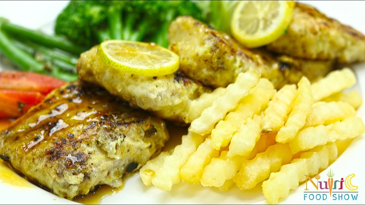 Tasty Grilled Fish Recipe with Lemon Butter Sauce and Sauteed Vegetables recipe  Click 👇 to watch/read:   #Food #Foodie #HealthyAtHome #Foodiechats #recipe #RecipesForThePeople #RecipeOfTheDay #Tasty #delicious  #yummyfood #goodfood #recipeblog #Sauces