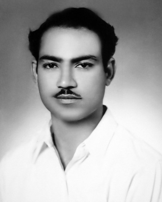 He is first Pakistani player to record hundred in Test cricket, Remembering Nazar Mohammad on his 24th death anniversary. May his soul rest in peace.  #Cricket #Pakistan #Lahore #PCB #NazarMohammad #Legend