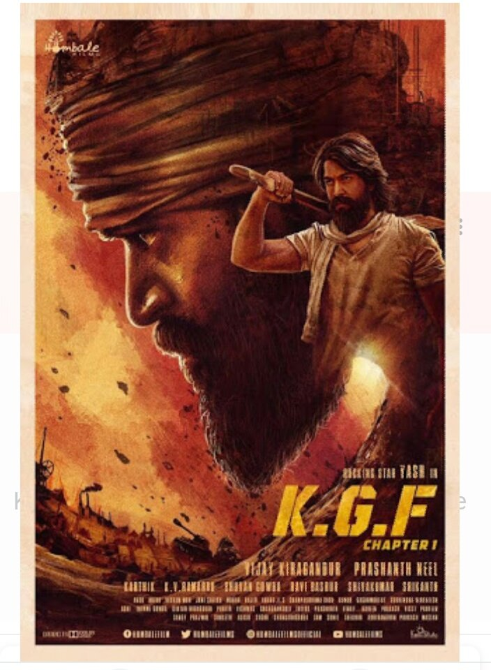 #kgfchapter1  in Tamil  god level watched more than 10 times never got bored music bgm  thaga thaga thaga...... @TheNameIsYash  acting   now waiting for #KGFchapter2pic.twitter.com/UFy8Rd7Eqj