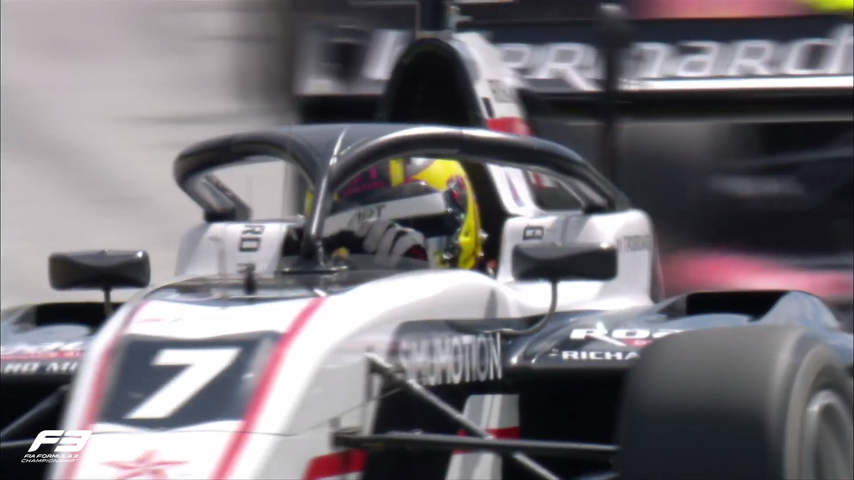 Sixteen years old. Remember the name...  @TPourchaire 🏆  #AustrianGP 🇦🇹 #F3 https://t.co/X2P3MADMCq