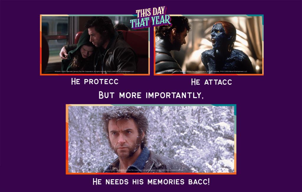 20 years ago, the Wolverine was unleashed.  #ThisDayThatYear • X-Men • July 14 • 7 PM  #XMen #MarvelComics #Marvel #ProfessorX #Wolverine #Logan<br>http://pic.twitter.com/fYN82oz3bd
