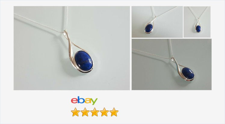 925 Sterling Silver Large Tear Drop and Lapis Lazuli Pendant Necklace | eBay #sterlingsilver #blue #lapis #lazuli #cabochon #teardrop #pendant #necklace #handmade #jewellery #gifts #giftideas #giftsforher #jewelry #accessories #beauty #gemstonejewelry https://www.ebay.co.uk/itm/313084737211…pic.twitter.com/4HGMX2gI49