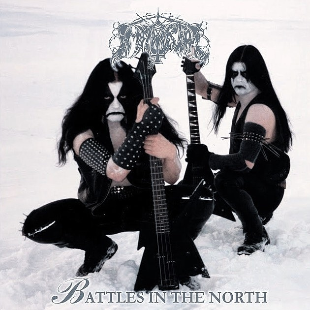 Immortal - Norway 🇳🇴 (Oslo/Bergen, Vestland) Album /Battles in the North_1995 Osmose Productions Black Metal #Grimness #Winter #War #Winterdemons #Blashyrkh #NorwegianBlackMetal #IMMORTAL #Demonaz #Abbath https://t.co/7M3cUAcJBy https://t.co/GEyJnUrl0T