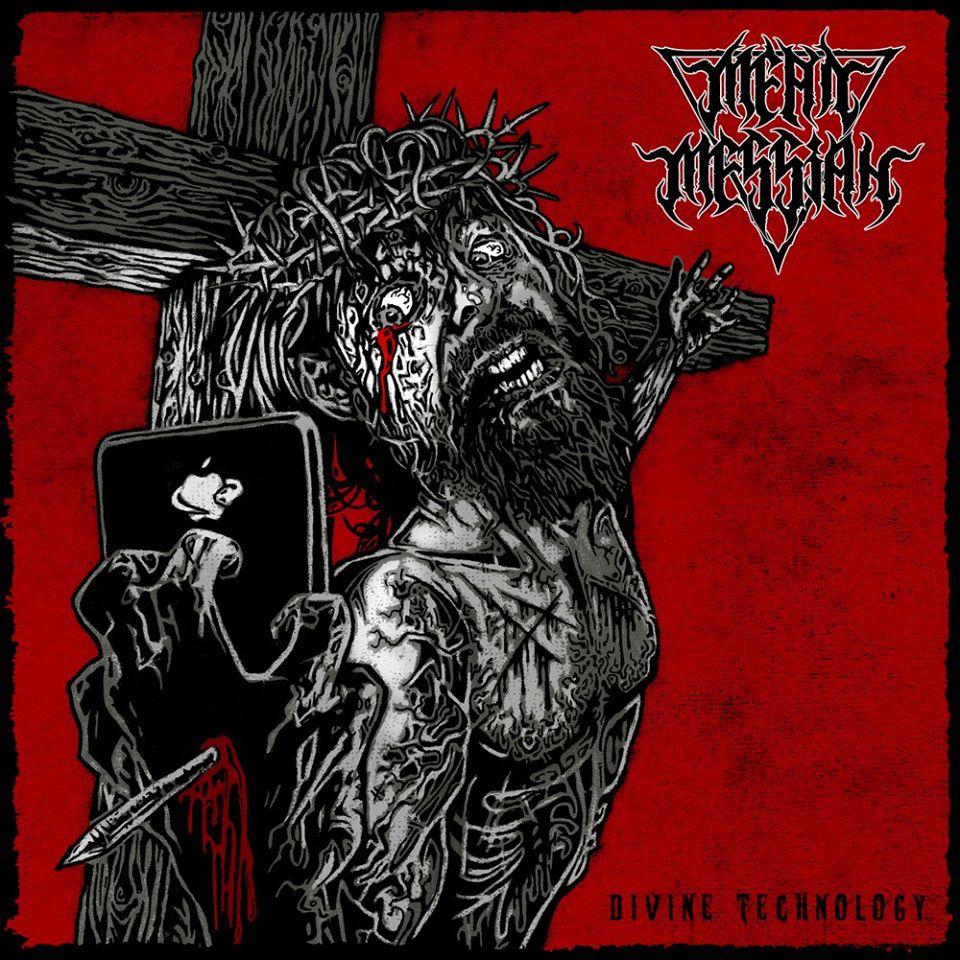 review - MEAN MESSIAH - Divine Technology (2020): @MeanMessiah #slovakmetalarmy #industrial #DeathMetal #Review #Metal #MetalNews #metalworld #metalhead #NewAlbum #NewMusic #musicnews #listen #NewReleases #Album #news #thrashmetal #thrash