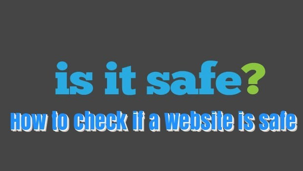Is this website Safe : How to Check Website Safety to Avoid Cyber Threats Online  Read:https://gbhackers.com/how-to-check-if-a-website-is-malicious/…pic.twitter.com/B1gqajtAHO