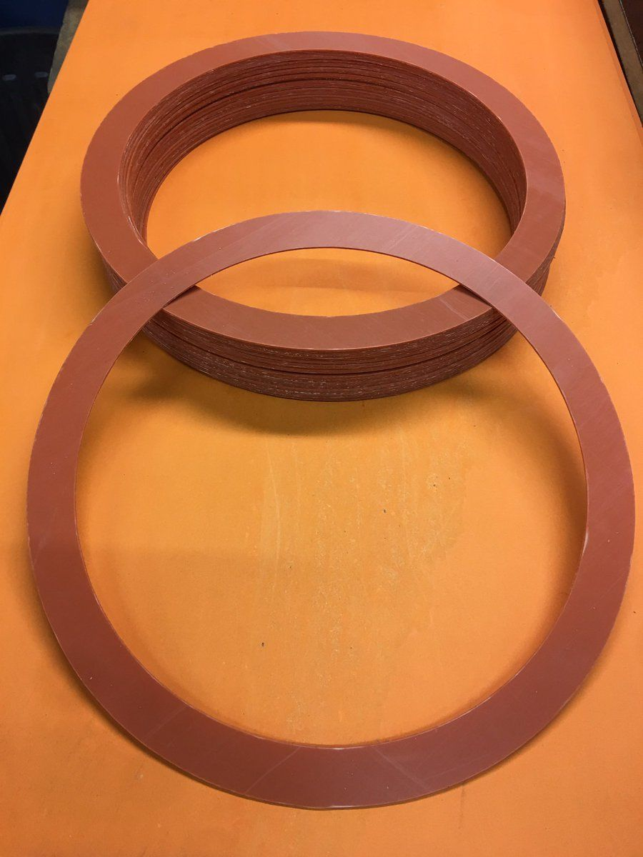 Large 1mm thick #PolyesterSpacers for #construction equipment 50 required for a local customer  Let us quote for your requirements  Call us on 0121 544 5808  #BespokeManufacturing #Construction #Industrial #Oldbury #Dudley1 #Blackheath #Cradley #SouthManf #MACH2021 #SubconShow
